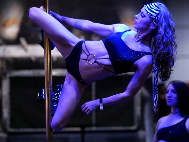 Miamians Have Olympic Pole Dancing Dreams