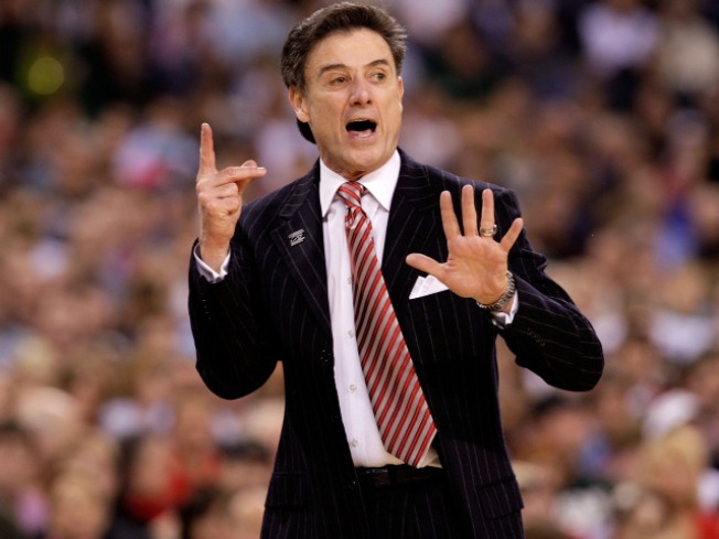 Rick Pitino Invokes 9/11 (Again) During Apology