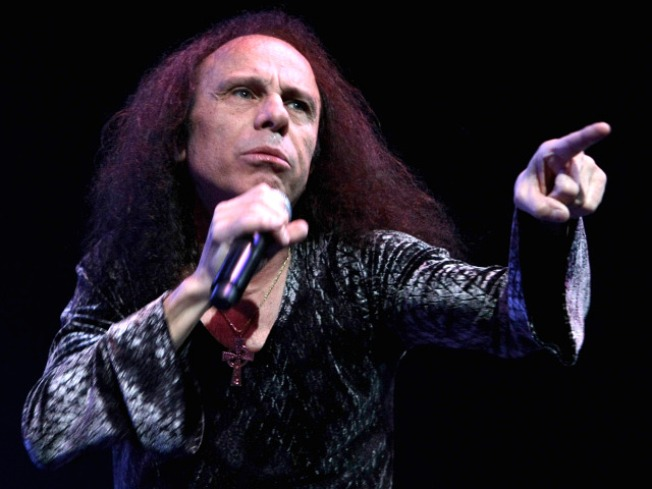 Legendary Rocker Ronnie James Dio Dead at 67