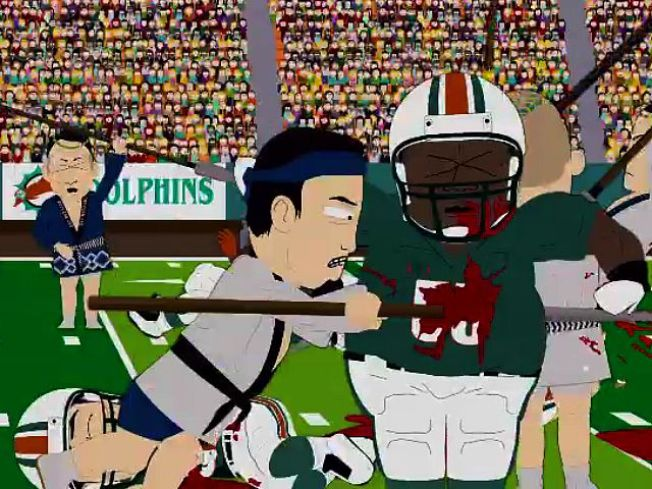 Image result for dolphins south park