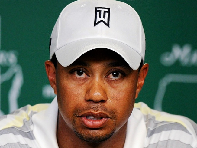 """Tiger Woods: """"I Did It. I Take Full Responsibility for It"""""""