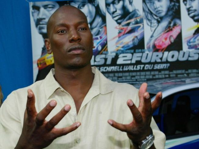 Tyrese Hits Miami Mom, Takes Her to the Spa