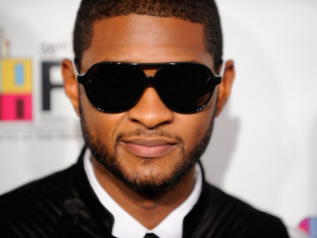 "Usher Open To A ""Harem Of Women"""