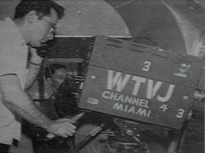 WTVJ The First 60 Years