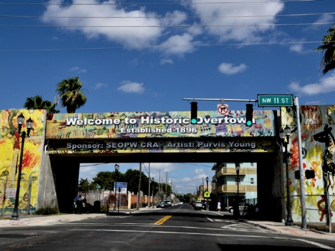 Boxing History Lost in Overtown