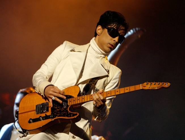 Officials to Turn Over Prince Investigative Files to Family