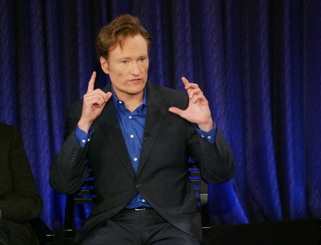 """Conan: I'm 3 Days From """"Biggest Drinking Binge in History"""""""