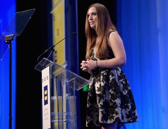 Trans Activist Sarah McBride to Make History at DNC
