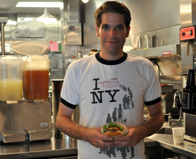 Kitchen Inquisition: Shake Shack's Mark Rosati