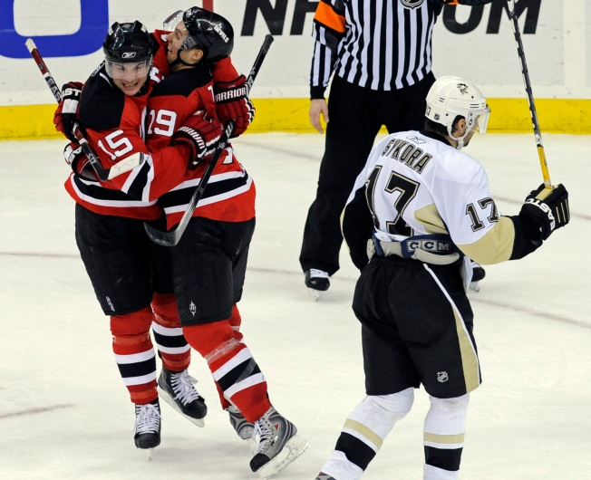 NHL Last Night: Devils Edge Penguins