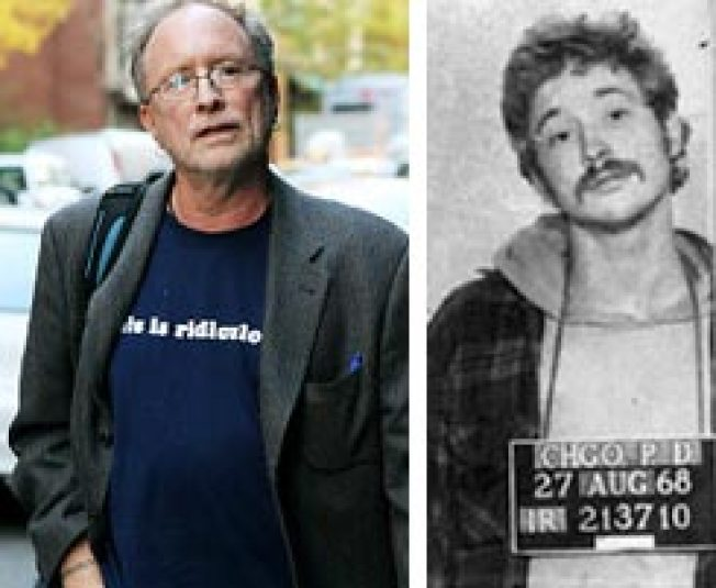 Bill Ayers Refused Entry to Canada