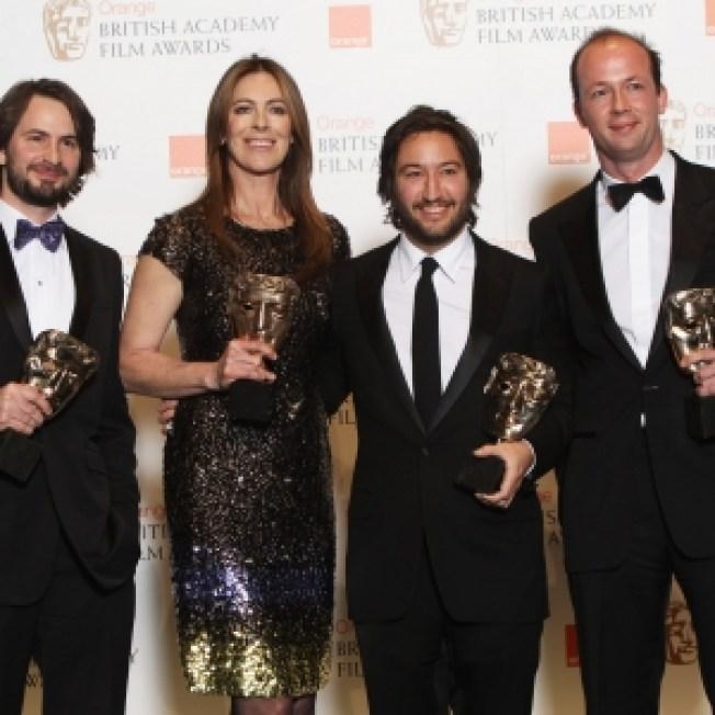 'Hurt Locker' Tops BAFTA Awards With Best Picture, Director