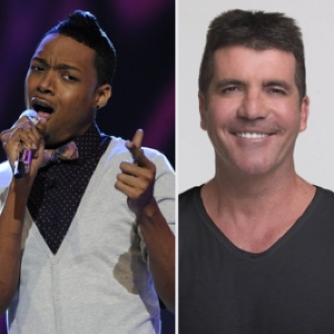 "Booted ""Idol"" Jermaine Sellers on Simon Cowell: ""I'm Gonna Send Him a Bible"""