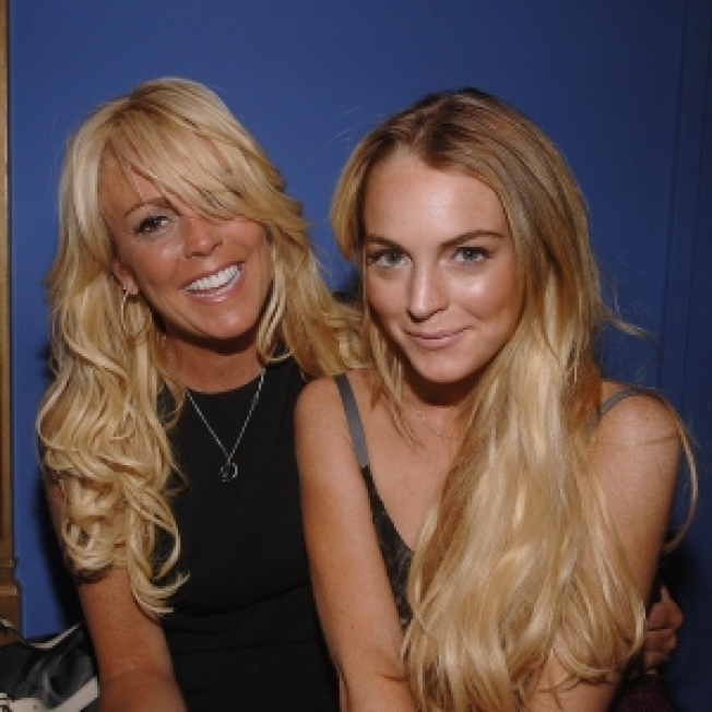 Access Exclusive: Dina Lohan Defends Lindsay's Thin Frame