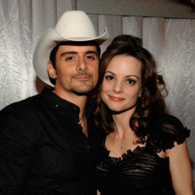Brad Paisley & Kimberly Williams-Paisley Welcome Second Son