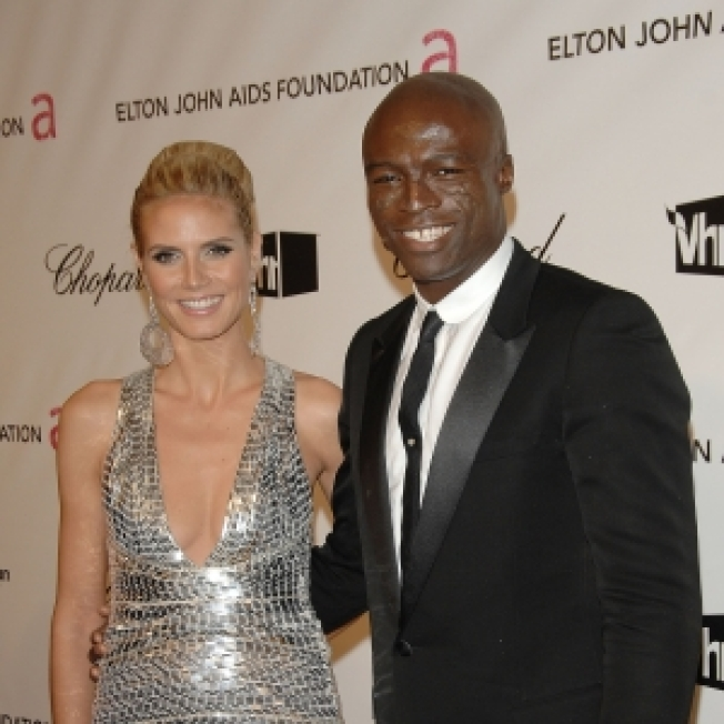 Heidi Klum & Seal Re-'Do Their Wedding Vows