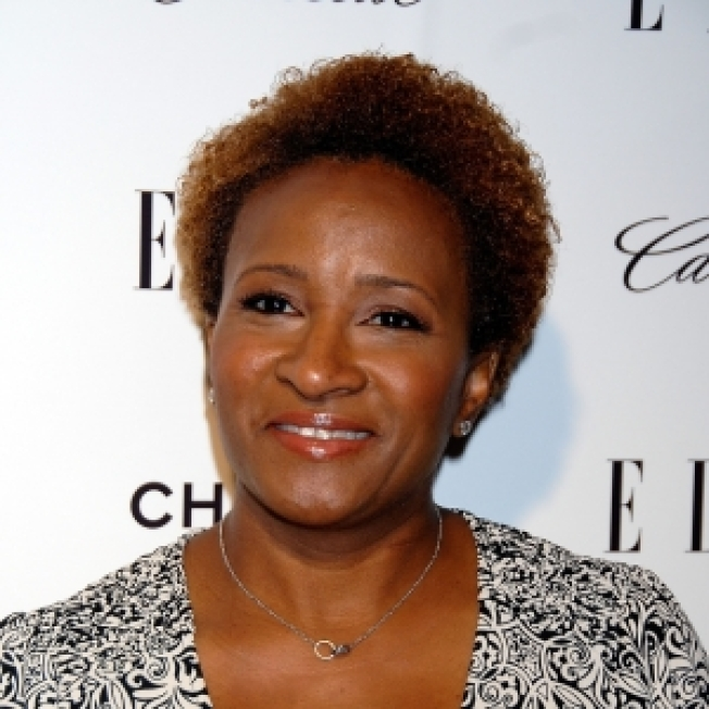 Wanda Sykes On Her Mom Duties: 'I Handle Everything That Comes Out'