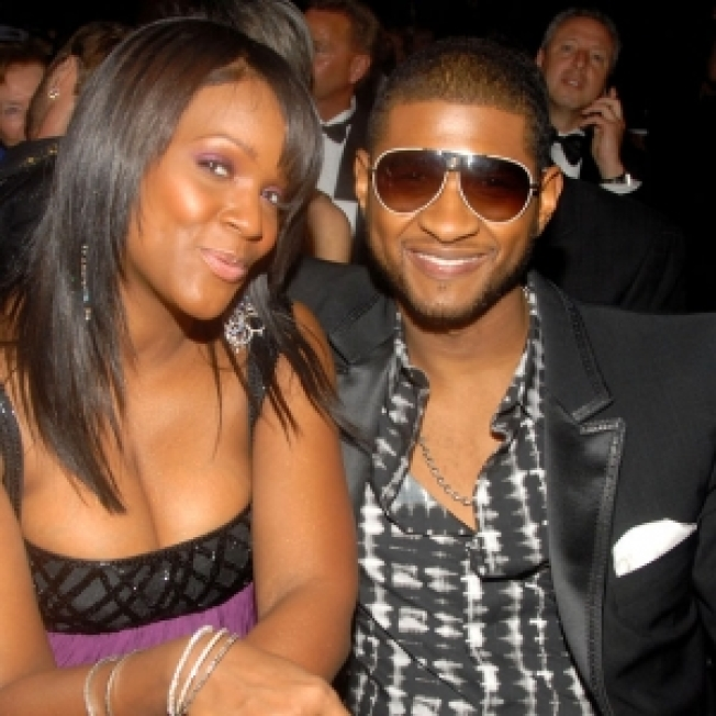 Usher's Wife In 'Stable Condition' Following Surgery & Medically Induced Coma