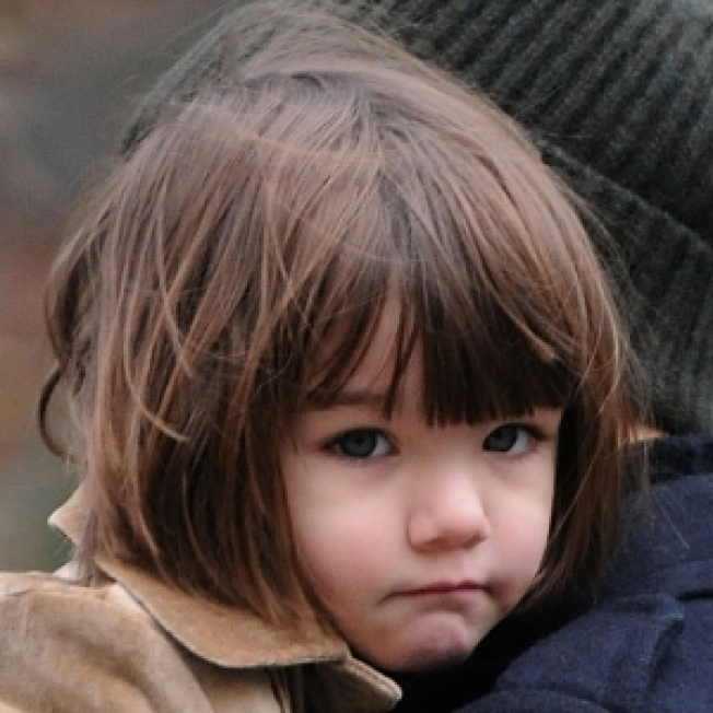 Suri Cruise's Birthday Party Interrupted By Paparazzi Helicopter