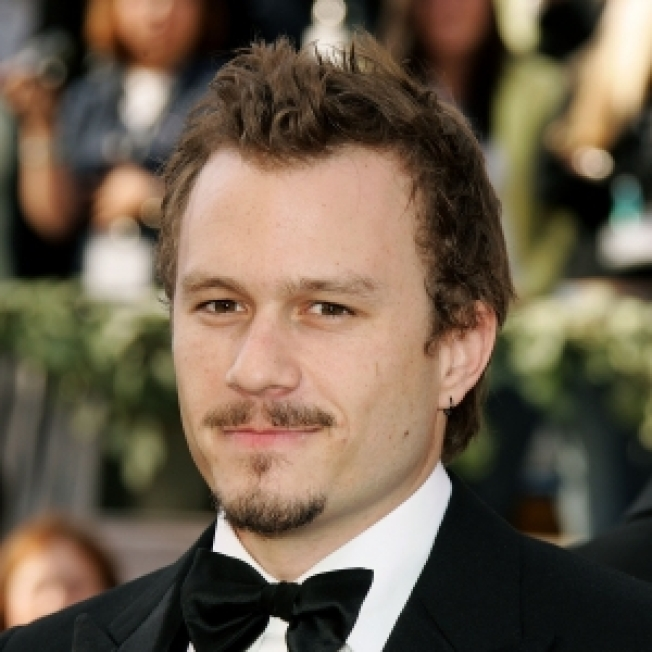 Heath Ledger's Family Celebrates His Oscar Nod