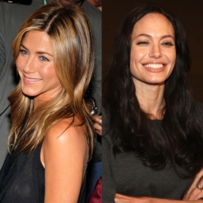 Jennifer Aniston & Angelina Jolie To Rub Shoulders In Public For The First Time