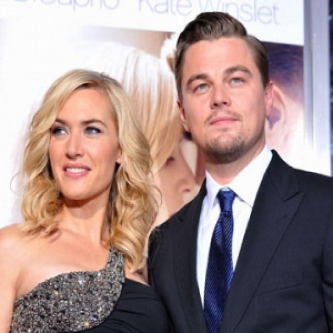 Leo & Kate Help Last Titanic Survivor