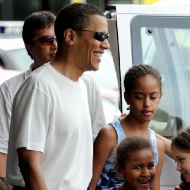 President Obama Recounts Daughter Sasha's Life-Threatening Illness