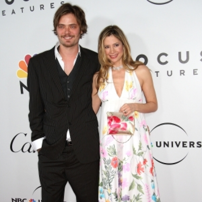 Mira Sorvino Welcomes 'Miracle' Baby Into Family