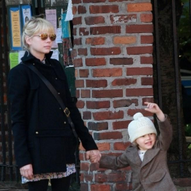 Michelle Williams Talks Raising Matilda & Taking Time Off After Heath Ledger's Death