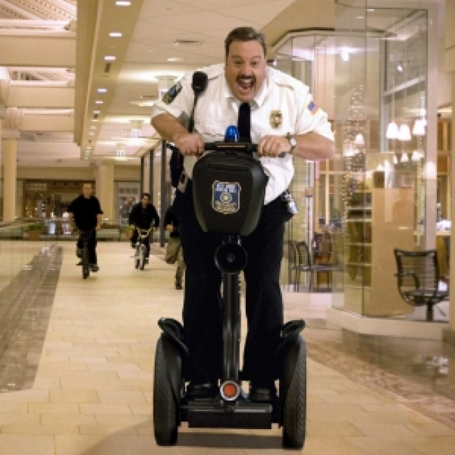 'Mall Cop' Locks Up Second Weekend At Box Office Top With $21.5M