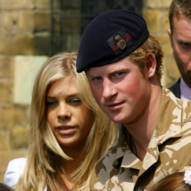 Report: Prince Harry & Chelsy Davy Split