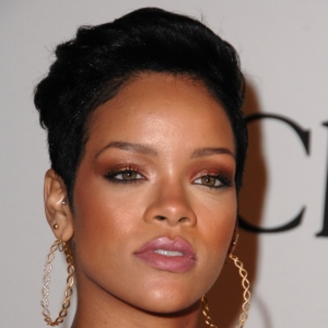 Rihanna Celebrates Belated Birthday In Los Angeles