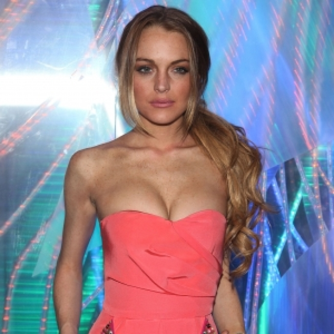 Lindsay Lohan On Her Recent Weight Loss: 'I Eat! I Had My Big Mac Yesterday'