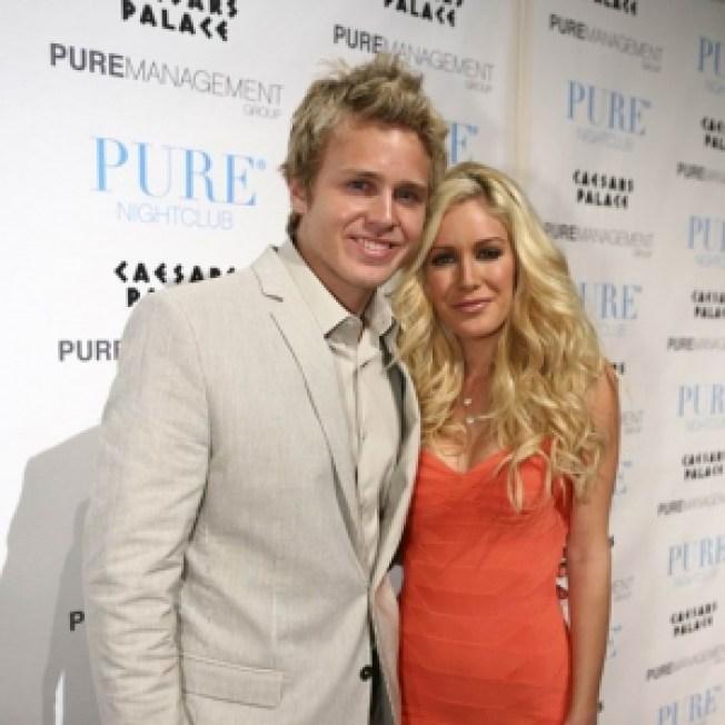 Heidi & Spencer On Wedding Rumors, 'Twilight' & Kicking The 'Devil's Potion'