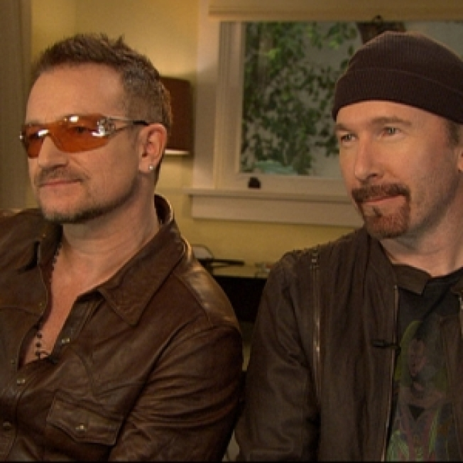 NYC's West 53rd Street Briefly To Become 'U2 Way'