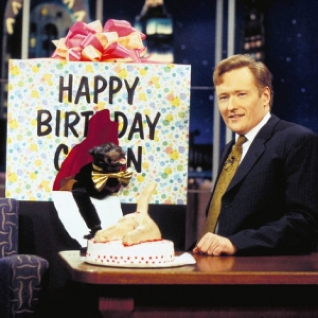 A Look Back At Conan's Funniest Bits