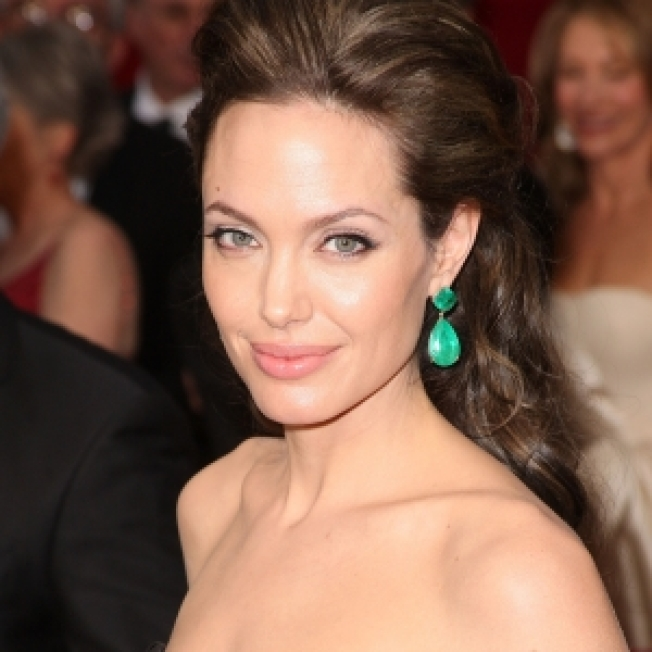 Angelina Jolie Wins 'Most Beautiful Woman In The World' Poll In Landslide