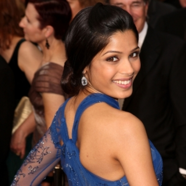 Freida Pinto Reveals Her Dream Hollywood Leading Men