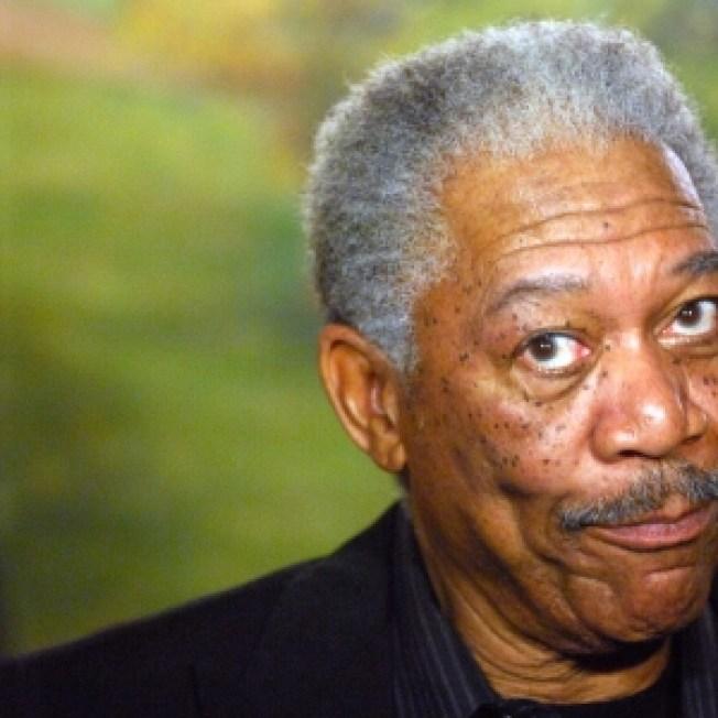 Morgan Freeman Sued By Passenger Over August Car Crash