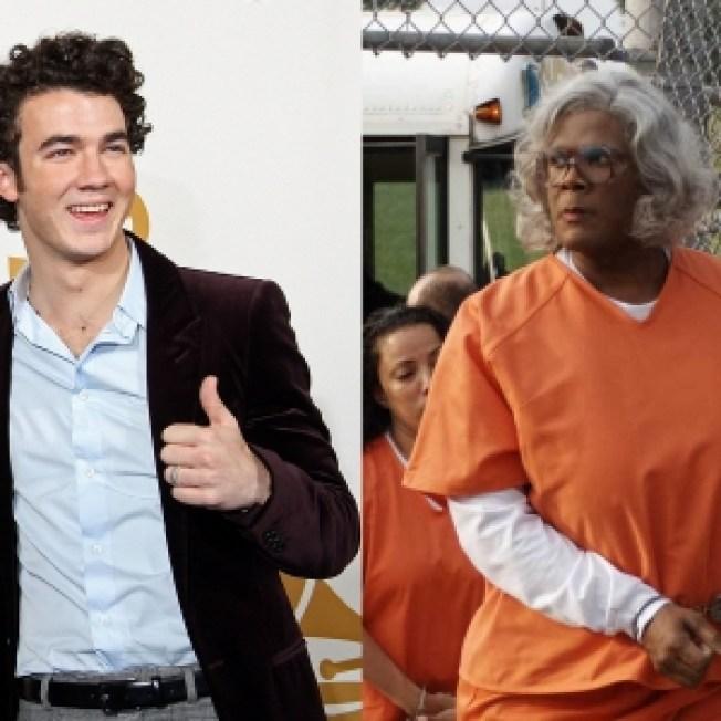 'Madea' Beats Jonas Brothers At Box Office