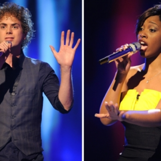 Scott MacIntyre, Lil Rounds Impress Judges During 'American Idol' Competition