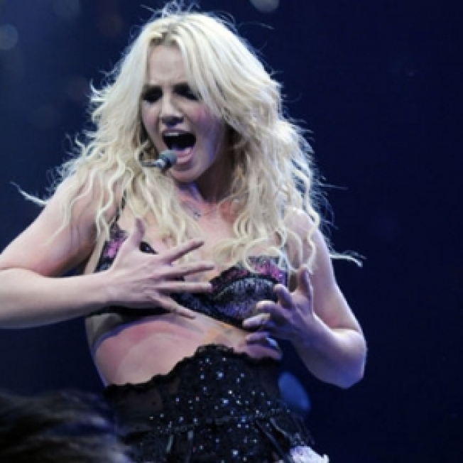 Britney Spears Bringing 'The Circus' Back To North America
