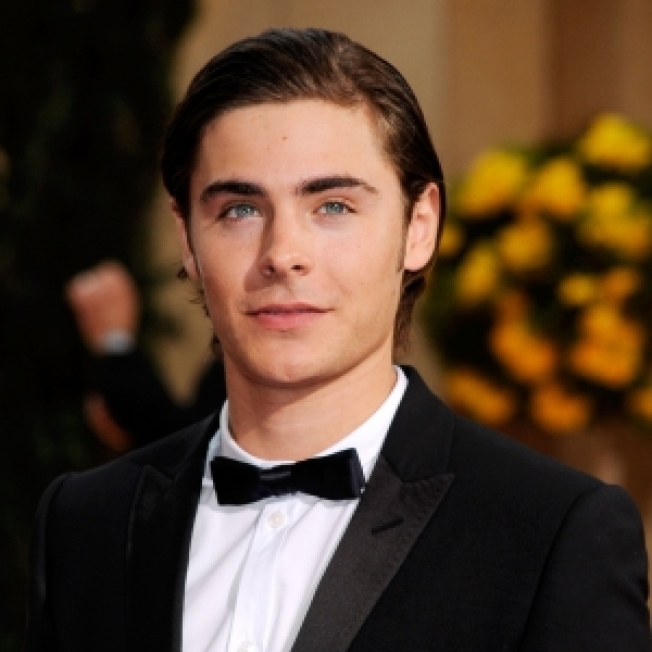 Zac Efron: 'My Stocking Was Full Of Condoms This Christmas'