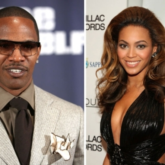 Jamie Foxx & Beyonce To Be Among First Wax Celebs At Madame Tussauds Hollywood
