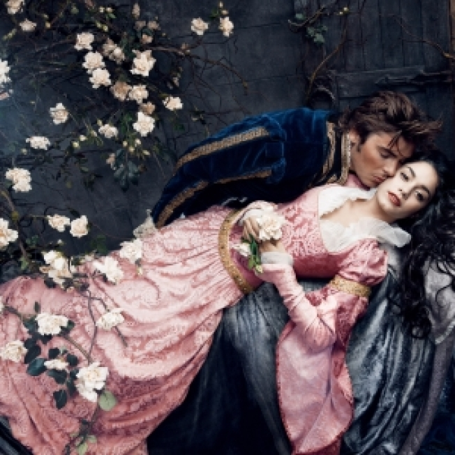 FIRST LOOK: Zac Efron And Vanessa Hudgens Portray 'Sleeping Beauty' For Disney