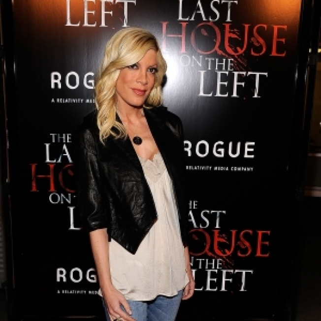 Rep Shoots Down Reports Tori Spelling Is 98lbs