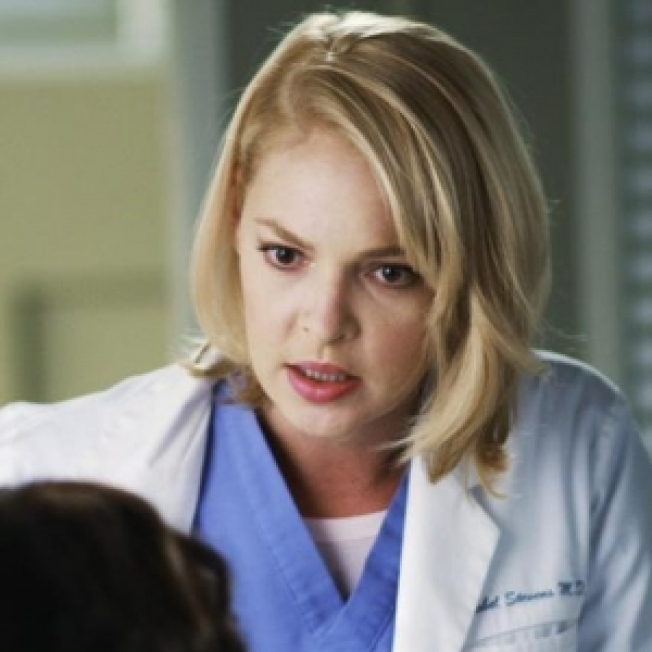 Katherine Heigl Says She'll Stay If 'Grey's' Will Have Her