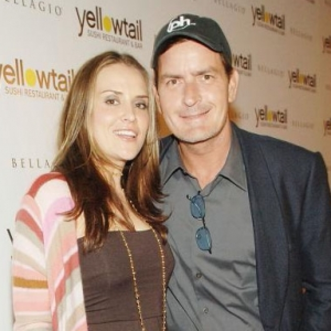 Charlie Sheen's Infant Son Remains In Hospital Due To Weight Issue