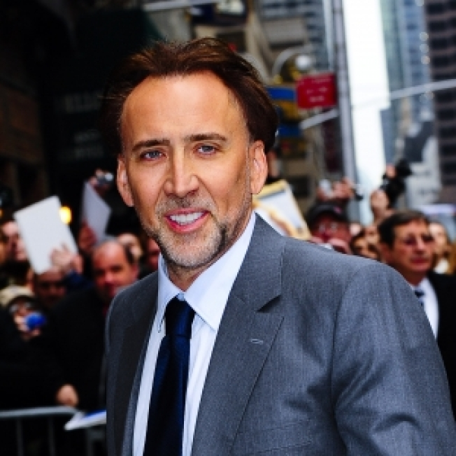 Car Crash On Nicolas Cage Movie Injures Two In New York City