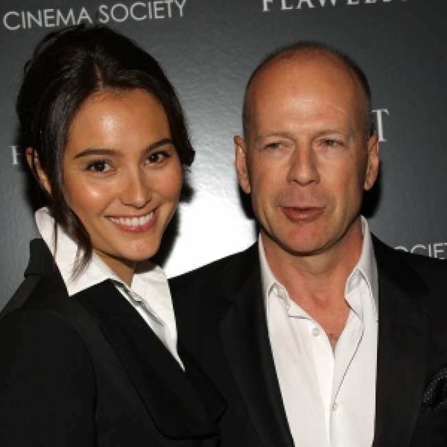 Bruce Willis & Emma Heming Legally Marry In Beverly Hills